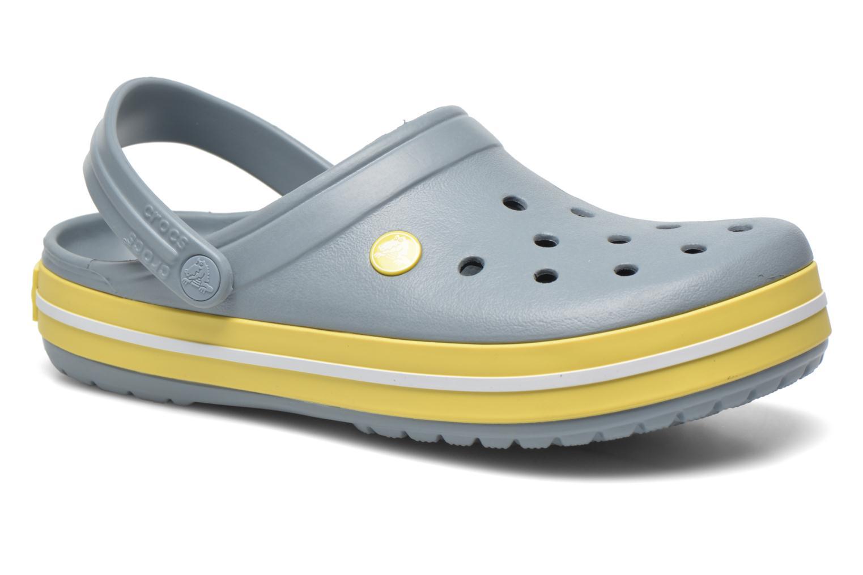 Zapatos casuales salvajes Crocs Crocband W (Gris) - Zuecos en Más cómodo