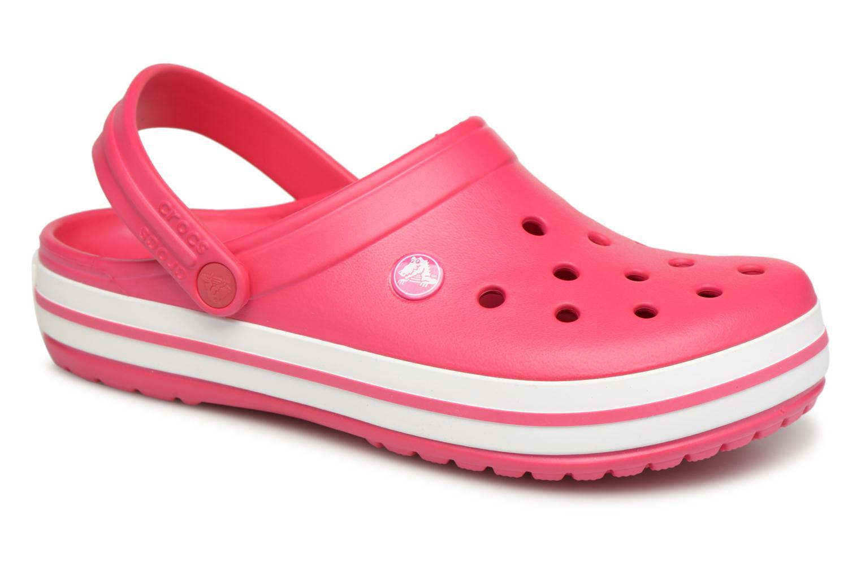 4031584e ... Grandes descuentos últimos zapatos Crocs Crocband W (Rosa) - Zuecos  Descuento