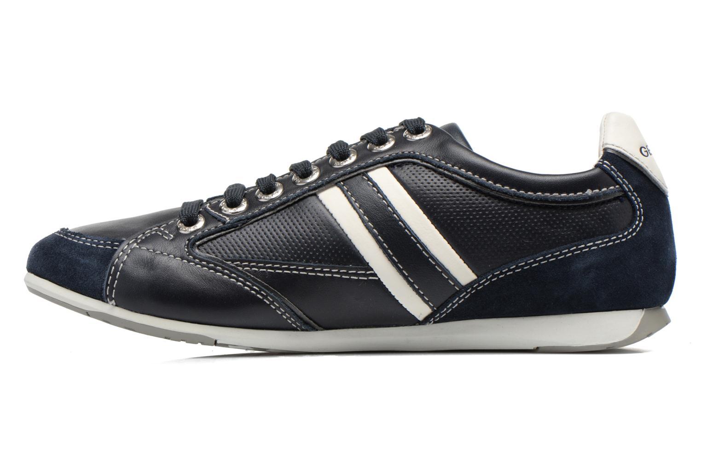 Sneakers Geox U ANDREA U01Z2P Blauw voorkant