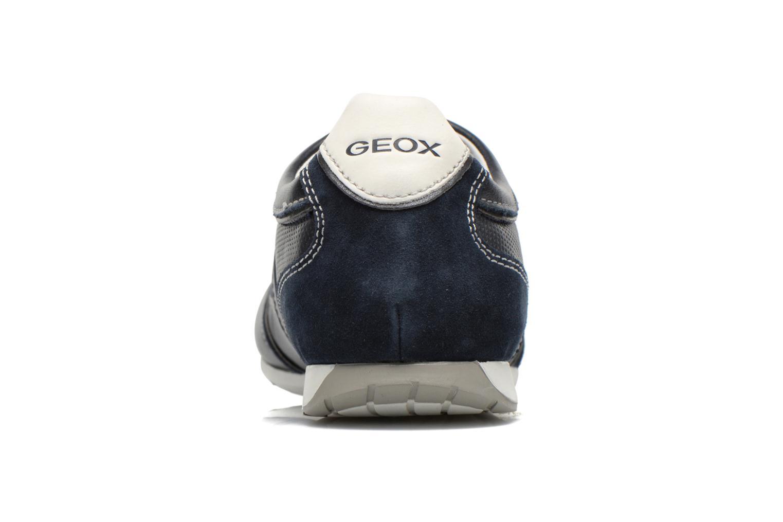 Sneakers Geox U ANDREA U01Z2P Blauw rechts