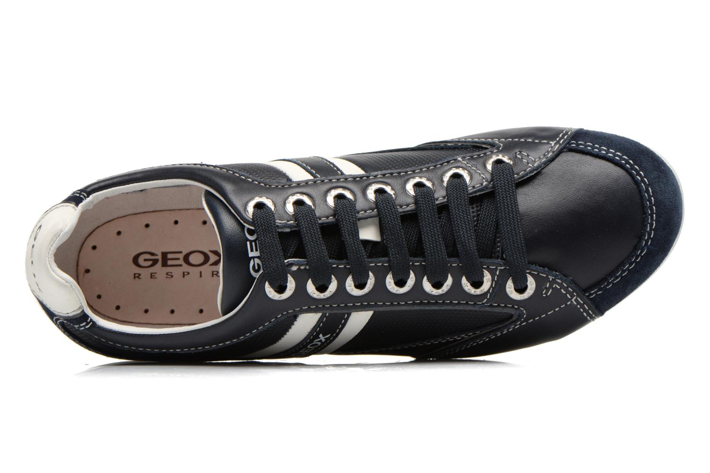 Sneakers Geox U ANDREA U01Z2P Blauw links