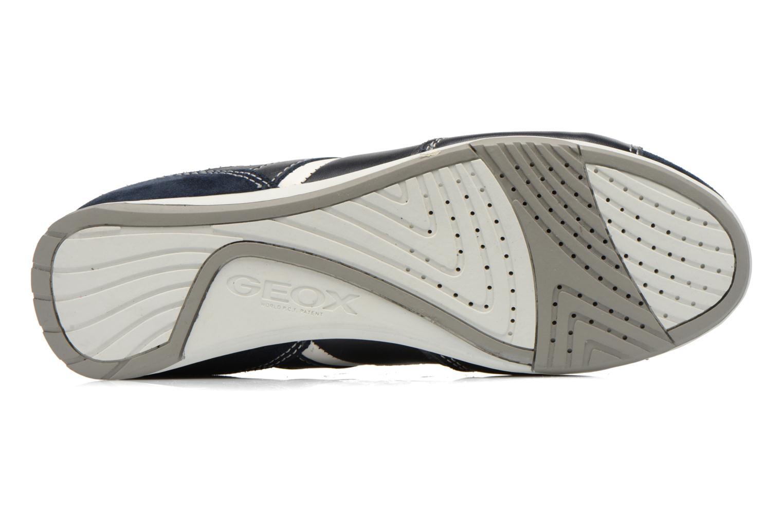 Sneakers Geox U ANDREA U01Z2P Blauw boven