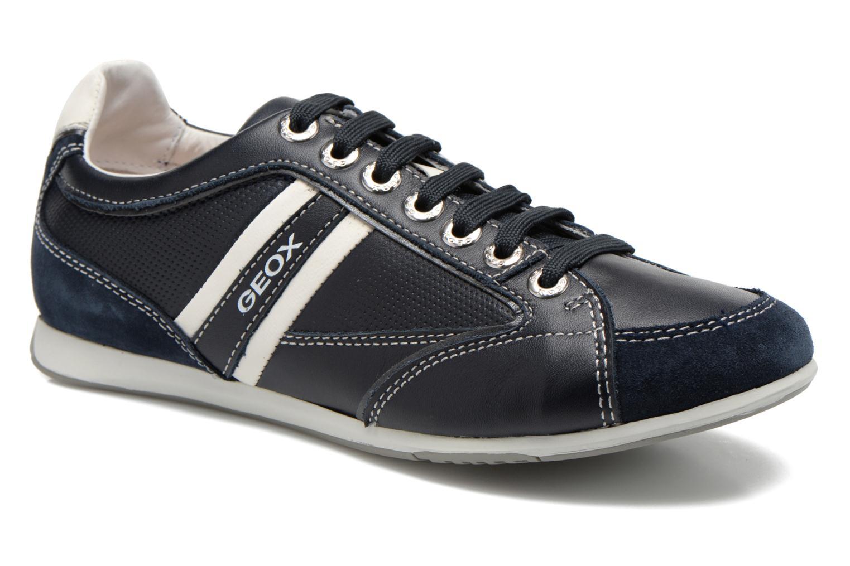 Sneakers Geox U ANDREA U01Z2P Blauw detail