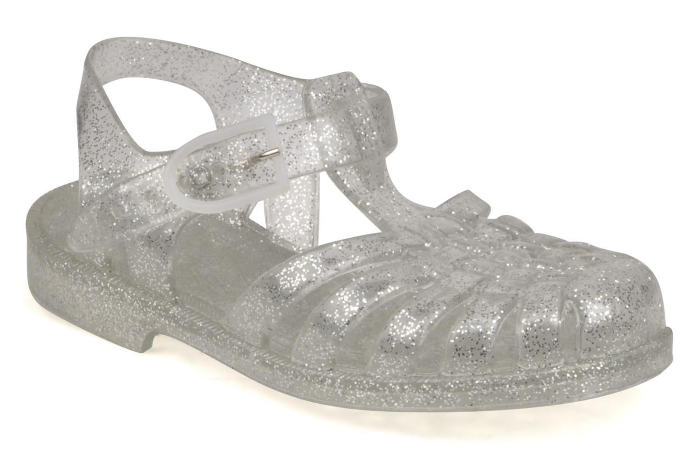 Sport shoes Méduse Sun 201 Silver detailed view/ Pair view