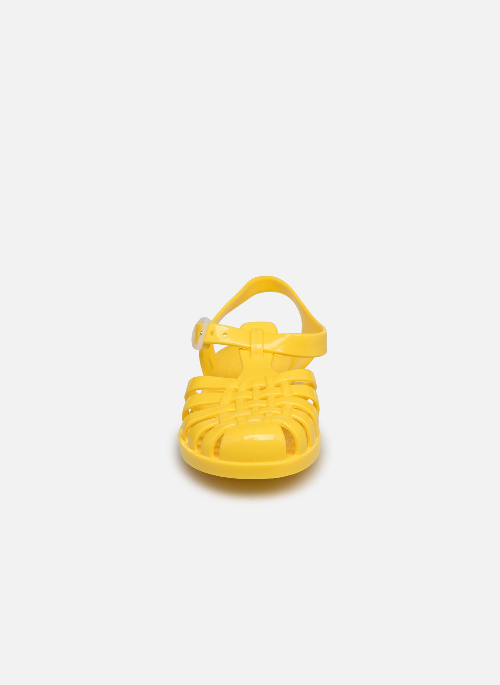 Chaussures de sport Méduse Sun 201 Jaune vue portées chaussures
