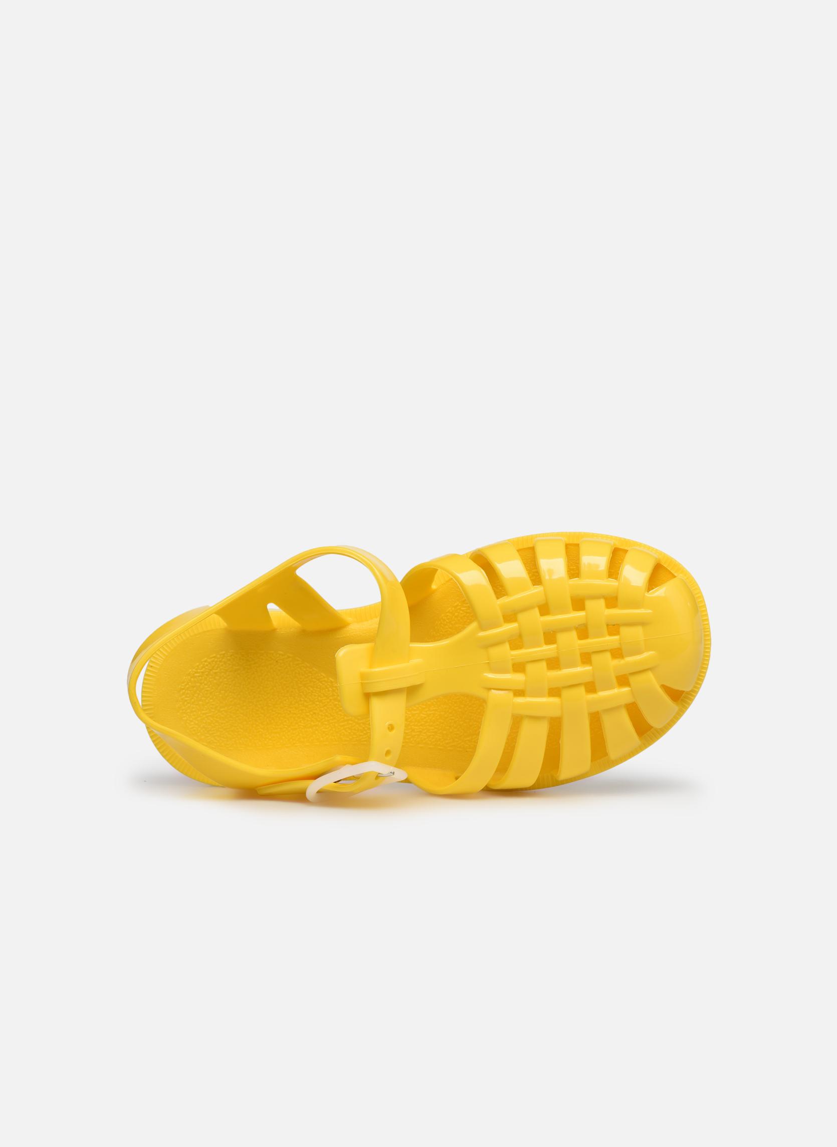 Chaussures de sport Méduse Sun 201 Jaune vue gauche