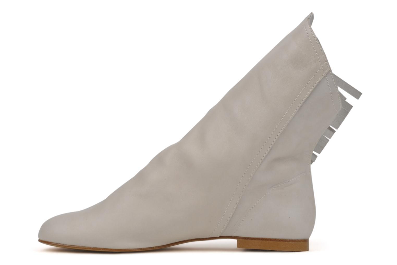 Bottines et boots Tatoosh Apache Blanc vue face
