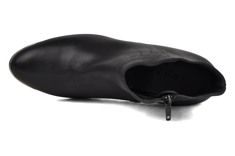 Bottines et boots Jonak Doddy Noir vue gauche