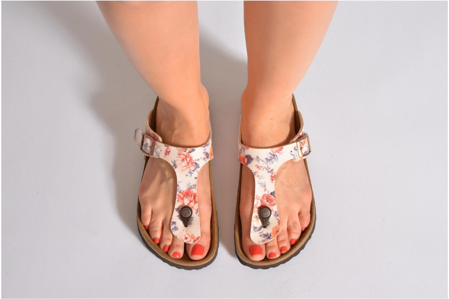 Slippers Papillio Gizeh Flor W Rood onder