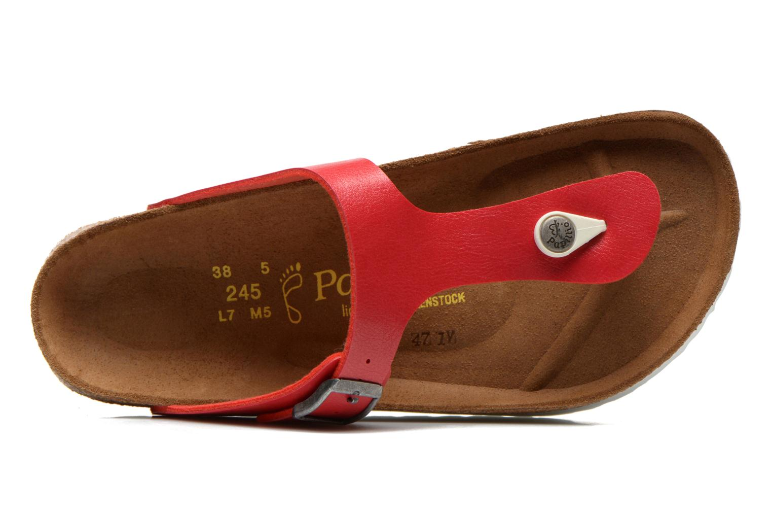 Slippers Papillio Gizeh Flor W Rood links