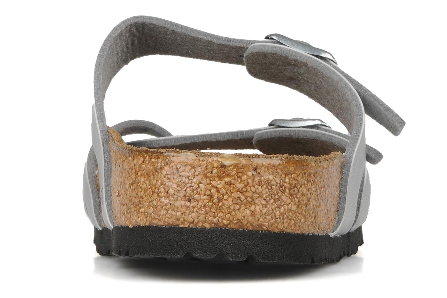 Mules & clogs Birkenstock Mayari Silver view from the right