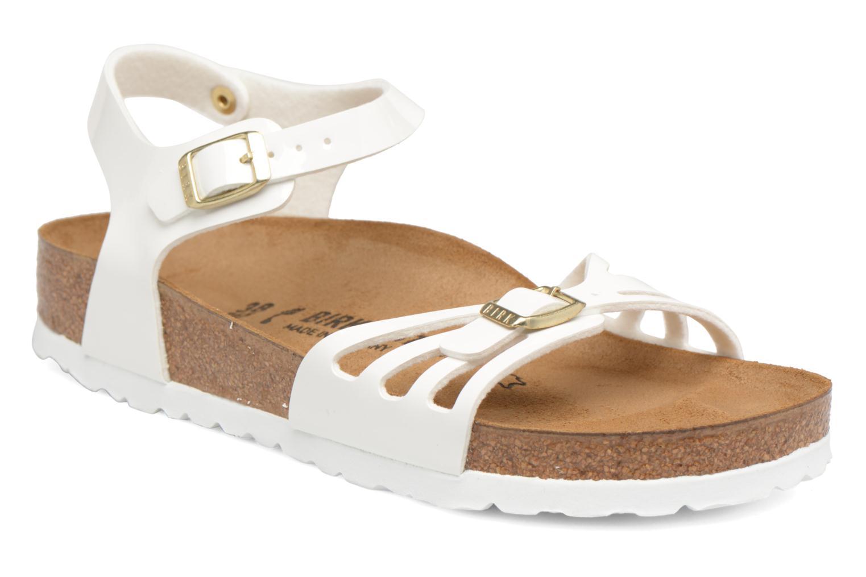 Los últimos zapatos de descuento para hombres y mujeres Birkenstock Bali W (Blanco) - Sandalias en Más cómodo