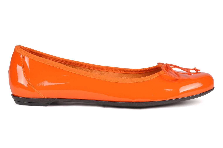 Ballerines Valensi Vega Orange vue derrière