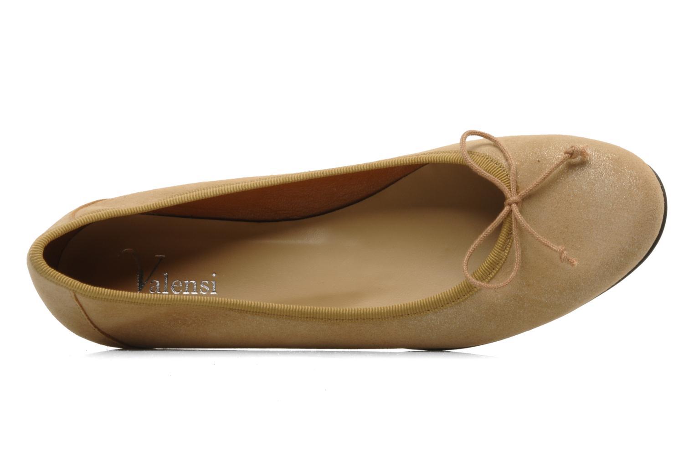 Ballerina's Valensi Vega Beige links