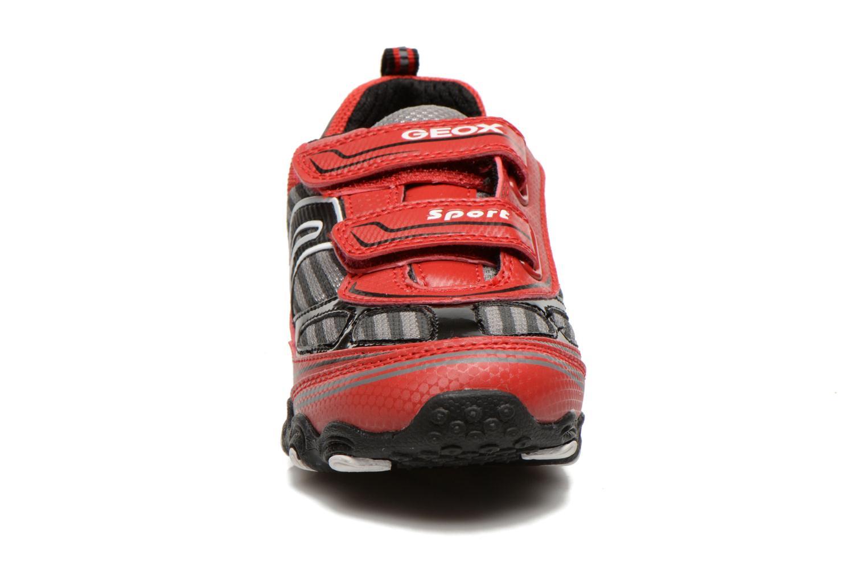 Sneakers Geox J Tornado Rood model