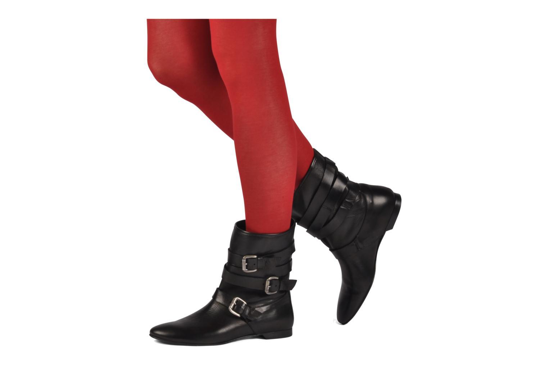 Boots en enkellaarsjes Manas LUNA Zwart onder