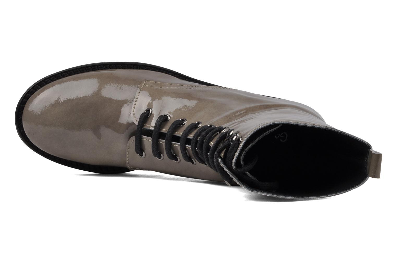 Stiefeletten & Boots Georgia Rose FIZZI grau ansicht von links