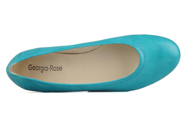 Ballerina's Georgia Rose CECILIE Blauw links