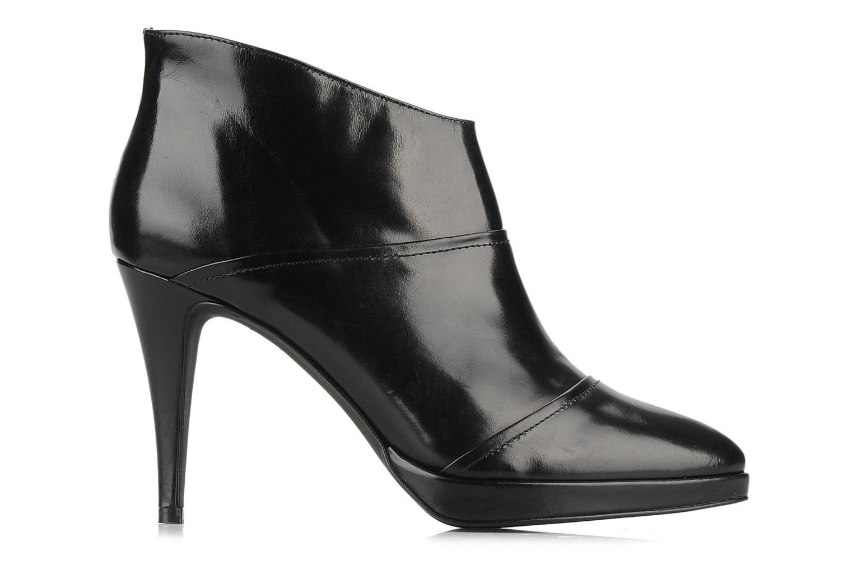 Bottines et boots Georgia Rose Amyla Noir vue derrière