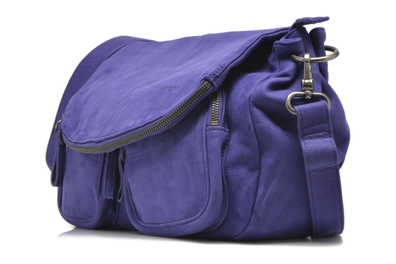 Handtassen Nat & Nin Lola Blauw model