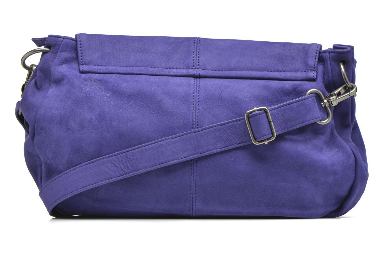 Handtassen Nat & Nin Lola Blauw voorkant
