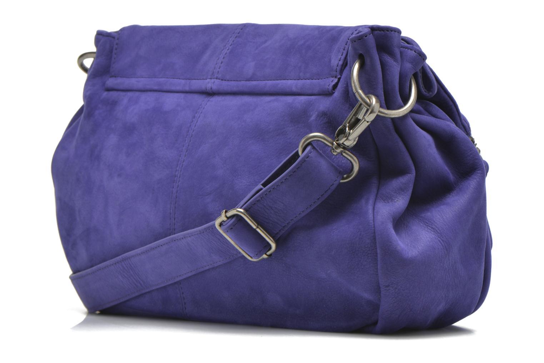 Handtassen Nat & Nin Lola Blauw rechts
