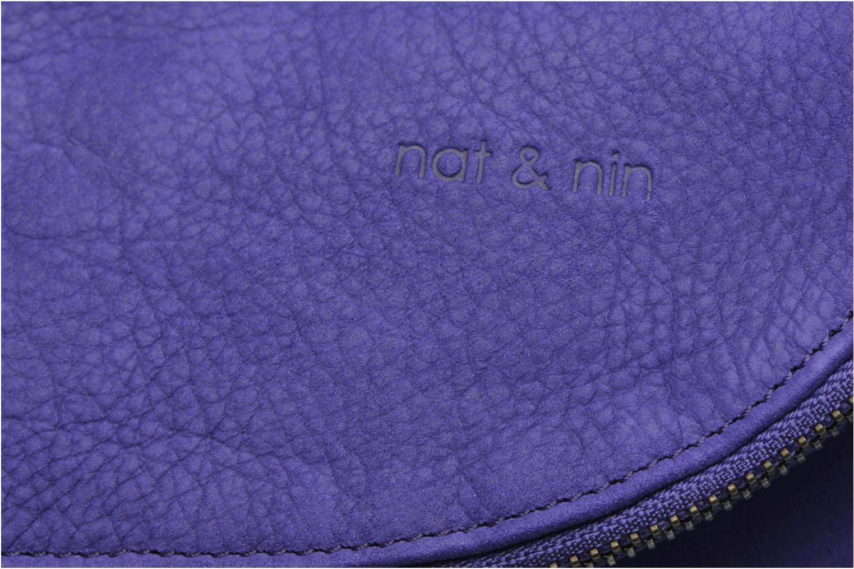 Handtassen Nat & Nin Lola Blauw links