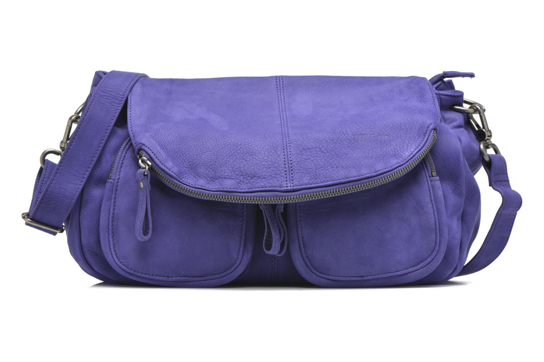 Handtassen Nat & Nin Lola Blauw detail