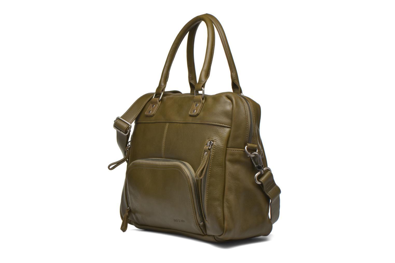 Handtassen Nat & Nin Macy Groen model