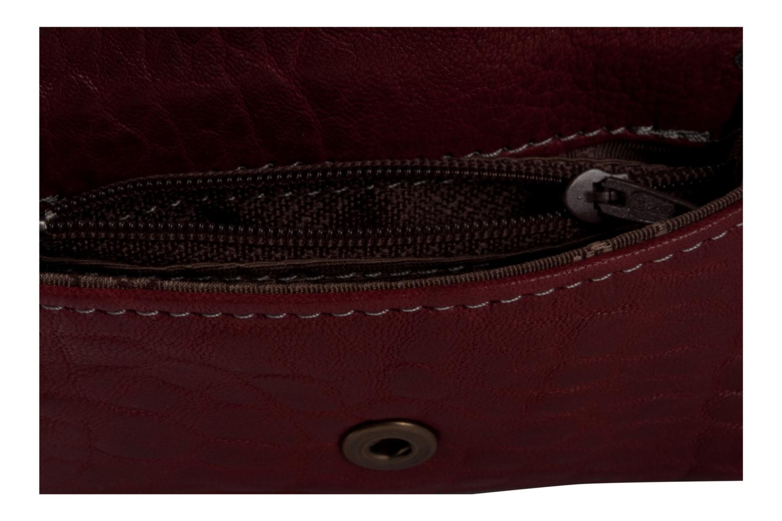 Wallets & cases Abaco Friend Clouté Red back view