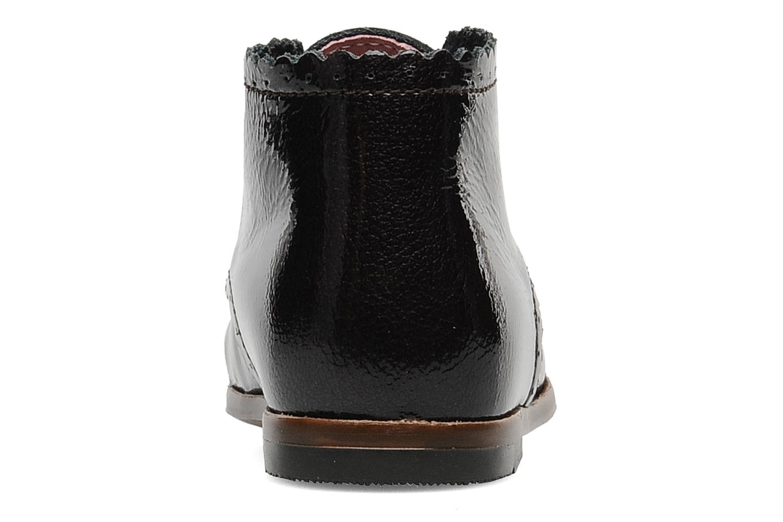 Stiefeletten & Boots Little Mary Vivaldi grau ansicht von rechts