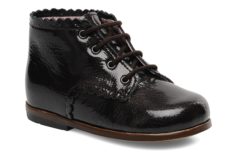 Boots en enkellaarsjes Little Mary Vivaldi Grijs detail