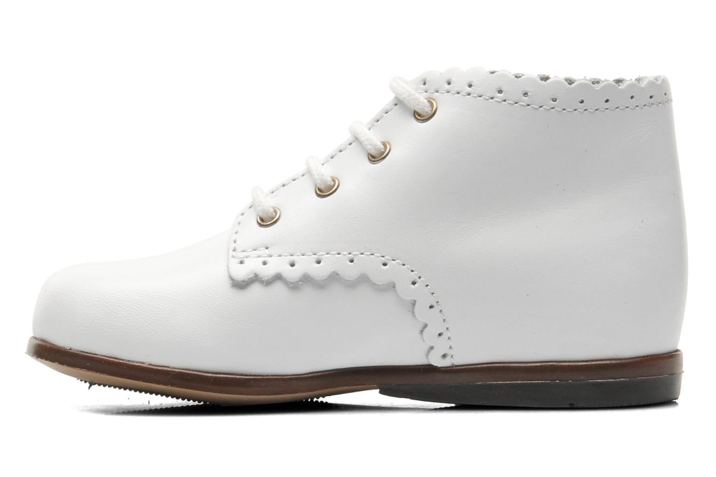 Stiefeletten & Boots Little Mary Vivaldi weiß ansicht von vorne