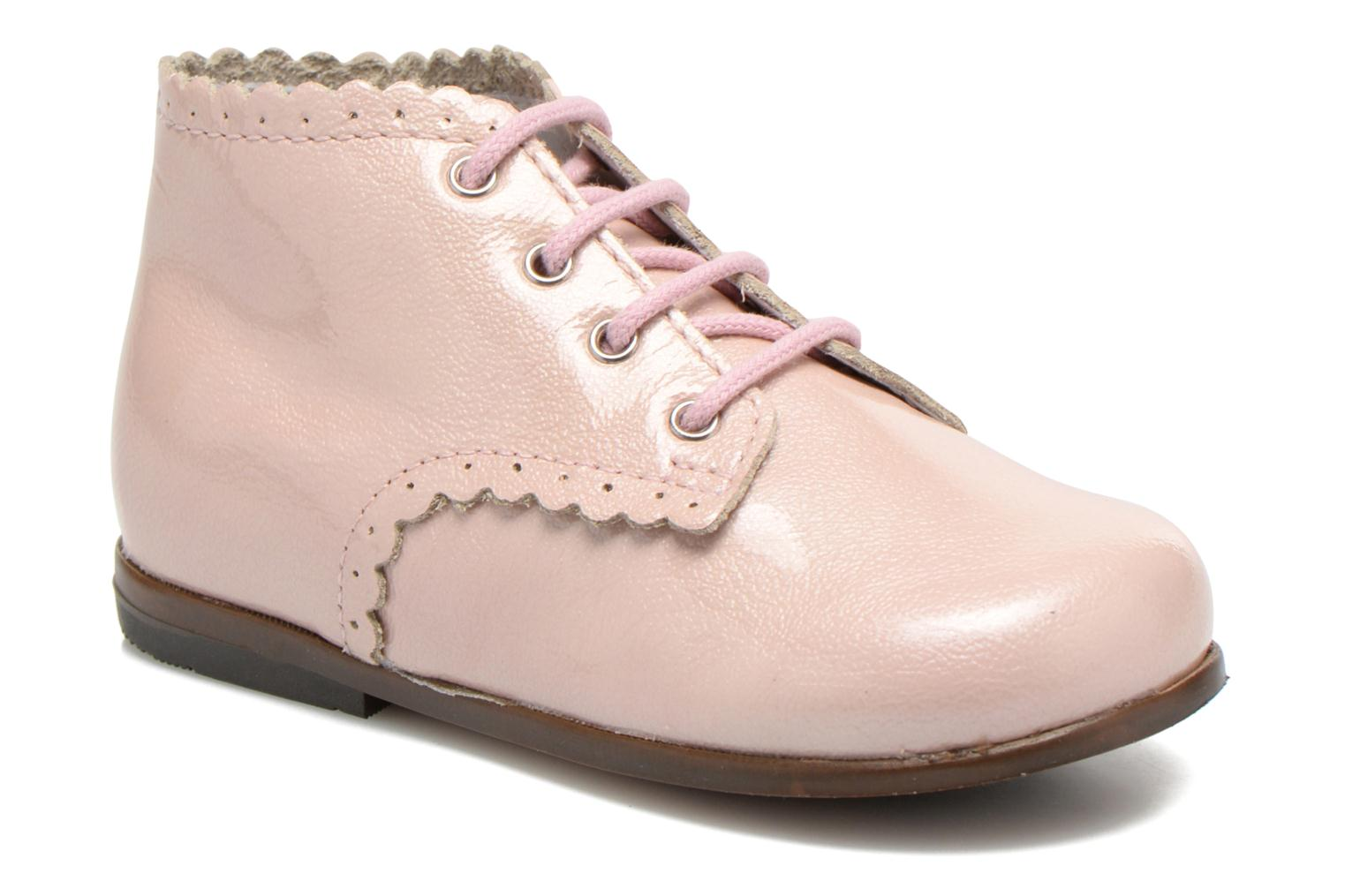 Chaussures à lacets Little Mary marron fille vdTLX2fH