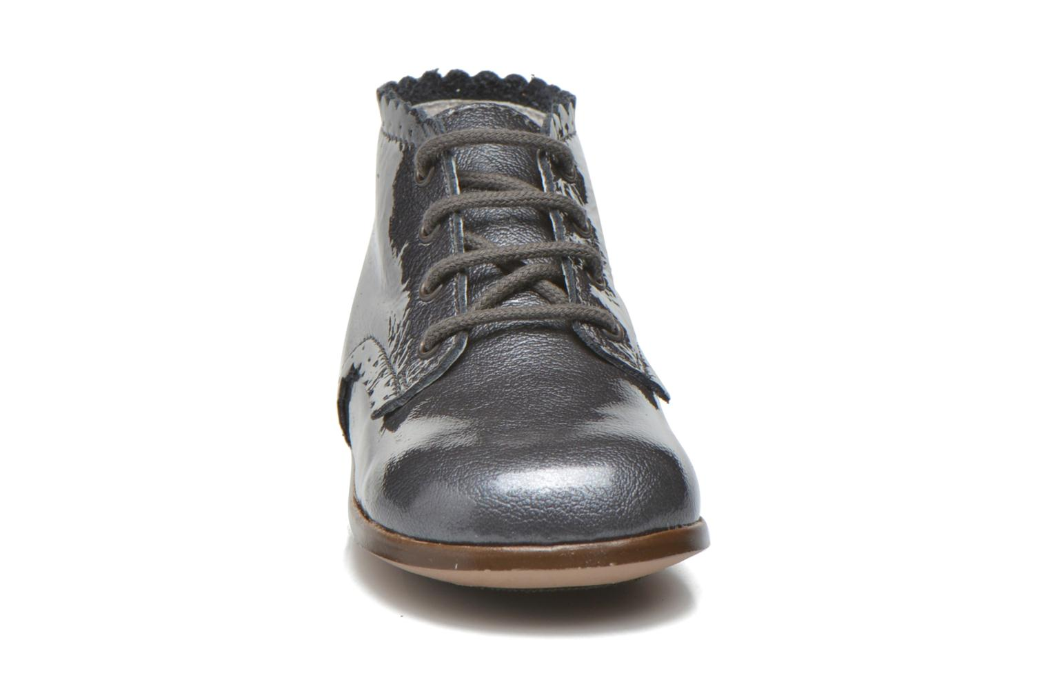 Ankle boots Little Mary Vivaldi Grey model view