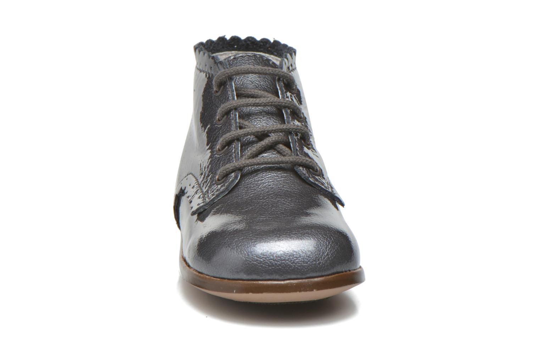 Stiefeletten & Boots Little Mary Vivaldi grau schuhe getragen