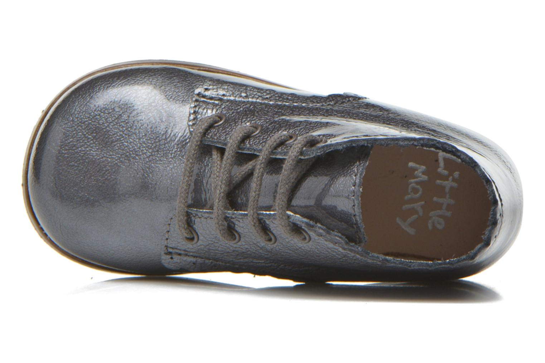 Stiefeletten & Boots Little Mary Vivaldi grau ansicht von links
