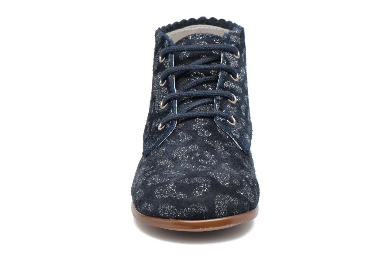 Bottines et boots Little Mary Vivaldi Bleu vue portées chaussures