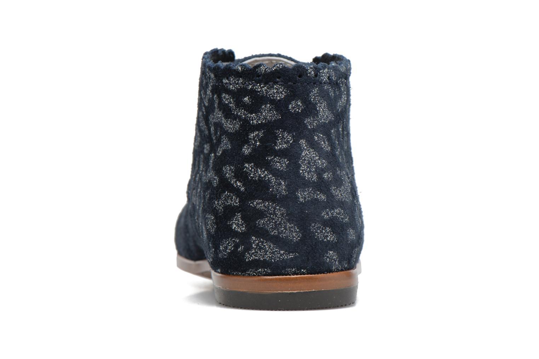 Bottines et boots Little Mary Vivaldi Bleu vue droite