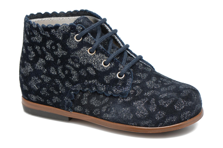 Bottines et boots Little Mary Vivaldi Bleu vue détail/paire