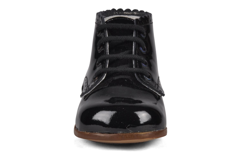 Stiefeletten & Boots Little Mary Vivaldi schwarz schuhe getragen