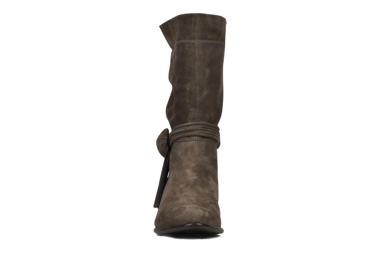 Bottines et boots JB MARTIN Rapa Marron vue portées chaussures