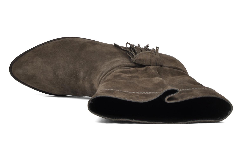 Bottines et boots JB MARTIN Rapa Marron vue gauche