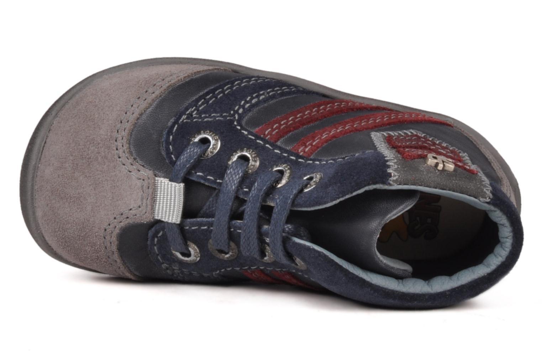 Stiefeletten & Boots Stones and Bones Ale blau ansicht von links