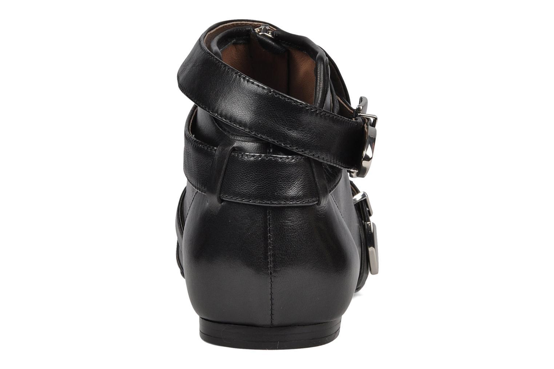 Bottines et boots Belle Guam Noir vue droite