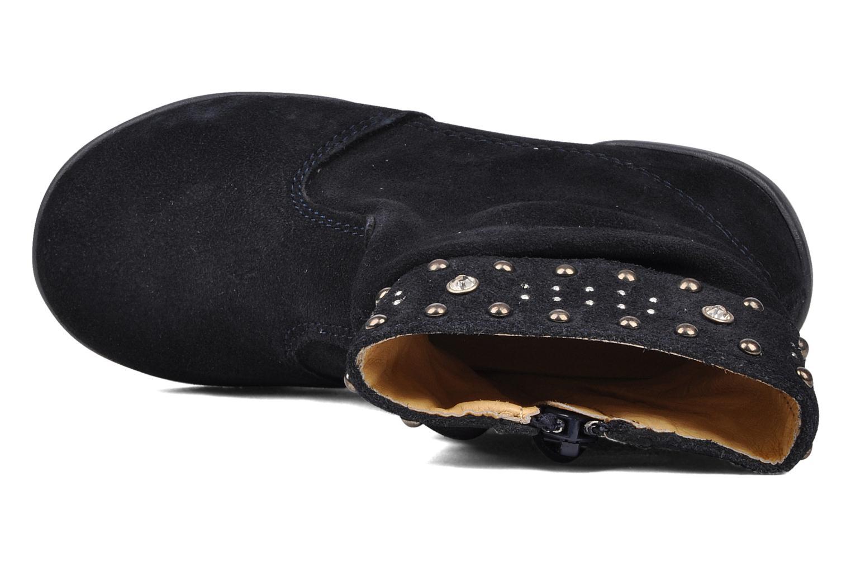 Stiefeletten & Boots Naturino Naturino 3255 blau ansicht von links