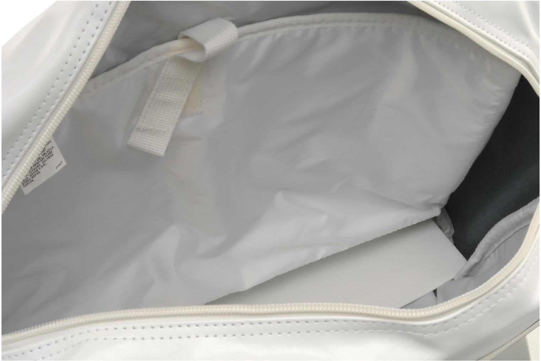 Borse uomo Nike Heritage SI Track Bag Bianco immagine posteriore