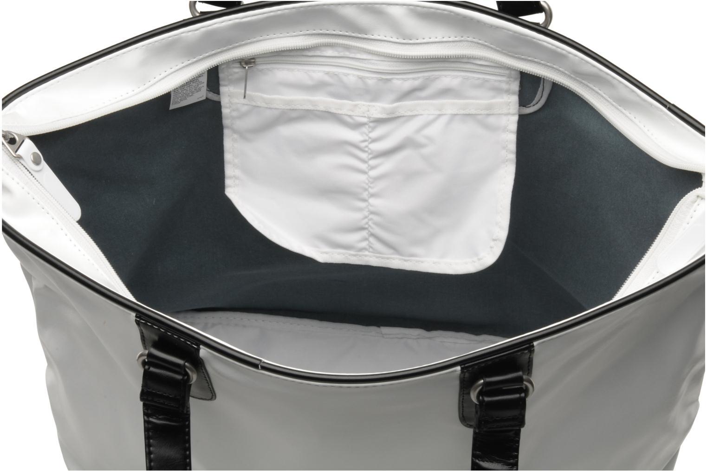 Borsa da palestra Nike Heritage SI Tote Bianco immagine posteriore
