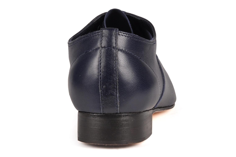 Chaussures à lacets Bloch Astaire Beige vue droite