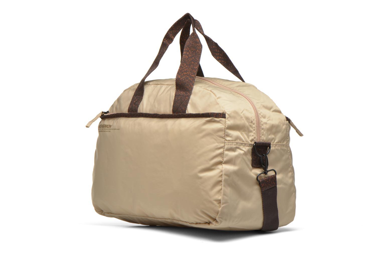 Sporttaschen Bensimon Sport Bag beige schuhe getragen